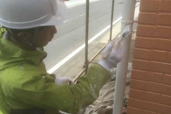 雨戸 塗装