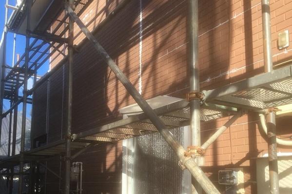 外壁 シーリング 施工後
