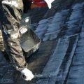 潮来市F様邸 屋根の下塗りと付帯部の塗装