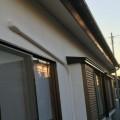 神栖市N様邸、中塗り・上塗り、クラック修理です。